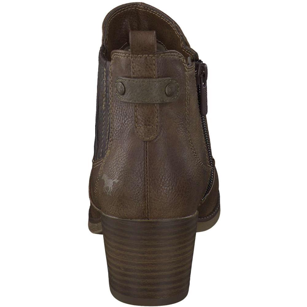 mustang damen ankle boots in urban reduziert bei. Black Bedroom Furniture Sets. Home Design Ideas