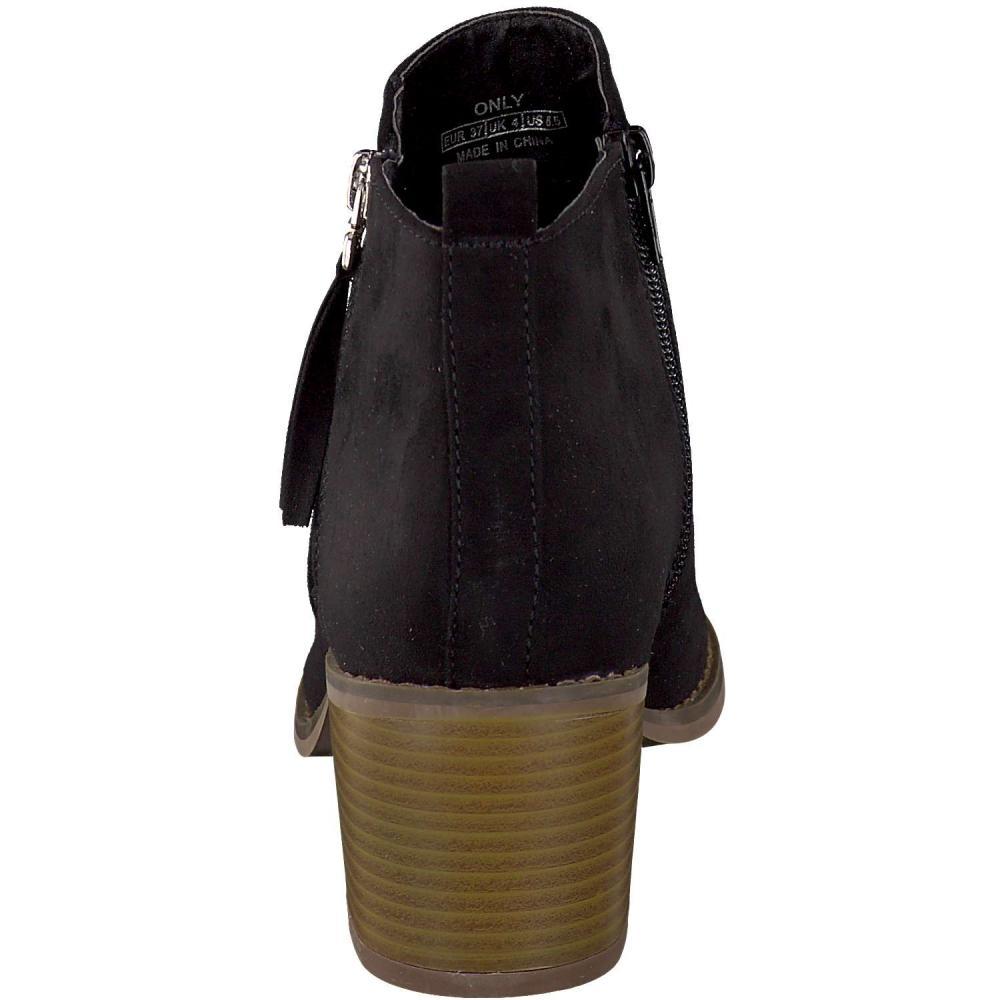 077b84177a8195 Only Damen Stiefelette in schwarz günstig bei » Schuhcenter.de