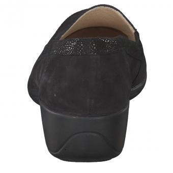 Aco - Lexi 01 Slipper - schwarz