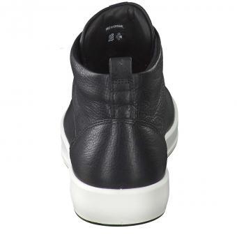 Ecco - Ecco Soft 8 Ladies Sneaker - schwarz