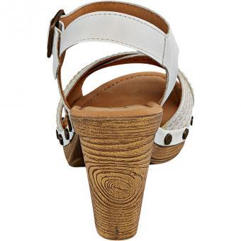 Gabor - Sandale - weiß