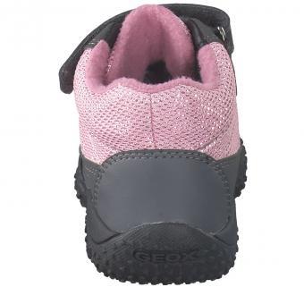 Geox B Baltic Girl WPF Klett Boots grau