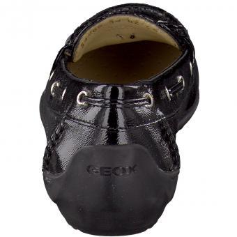 Geox - D Jamilah 2Fit Mokassin - schwarz