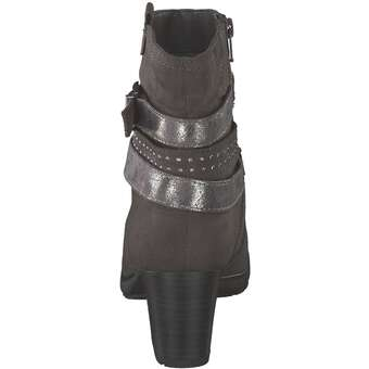new style 59b47 31346 Jana comfort - Futuro B 1 1 Stiefelette - grau