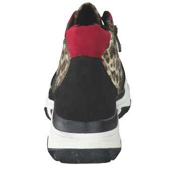 Marco Tozzi - Sneaker High - bunt ❤️ |  92154876211