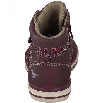 Mustang - Hightop-Sneaker - rot