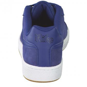 Nike Sportswear Court Royale Suede Sneaker blau