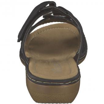 Puccetti - Pantolette - schwarz
