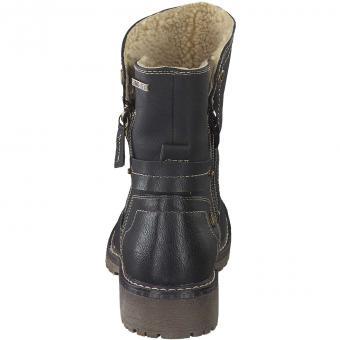 Puccetti - Tex-Stiefelette - schwarz