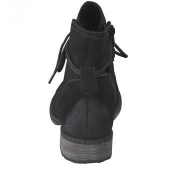 Remonte - Schnürstiefelette - schwarz