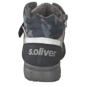s.Oliver Schnür Boots