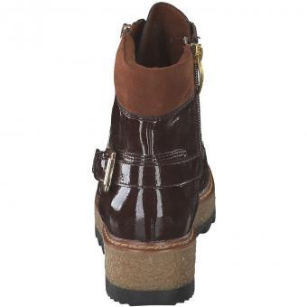 Tamaris - Schnür Boots - braun