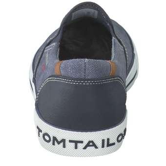Tom Tailor Leinen Slipper
