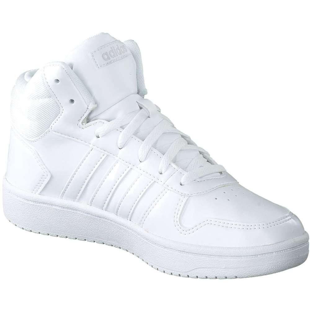 Hoops Mid Vs 2 Adidas W 0 Weiß OP8wn0kXN