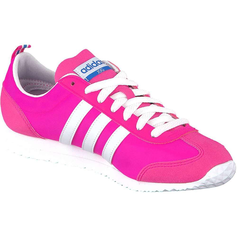 adidas neo kinderschuhe pink