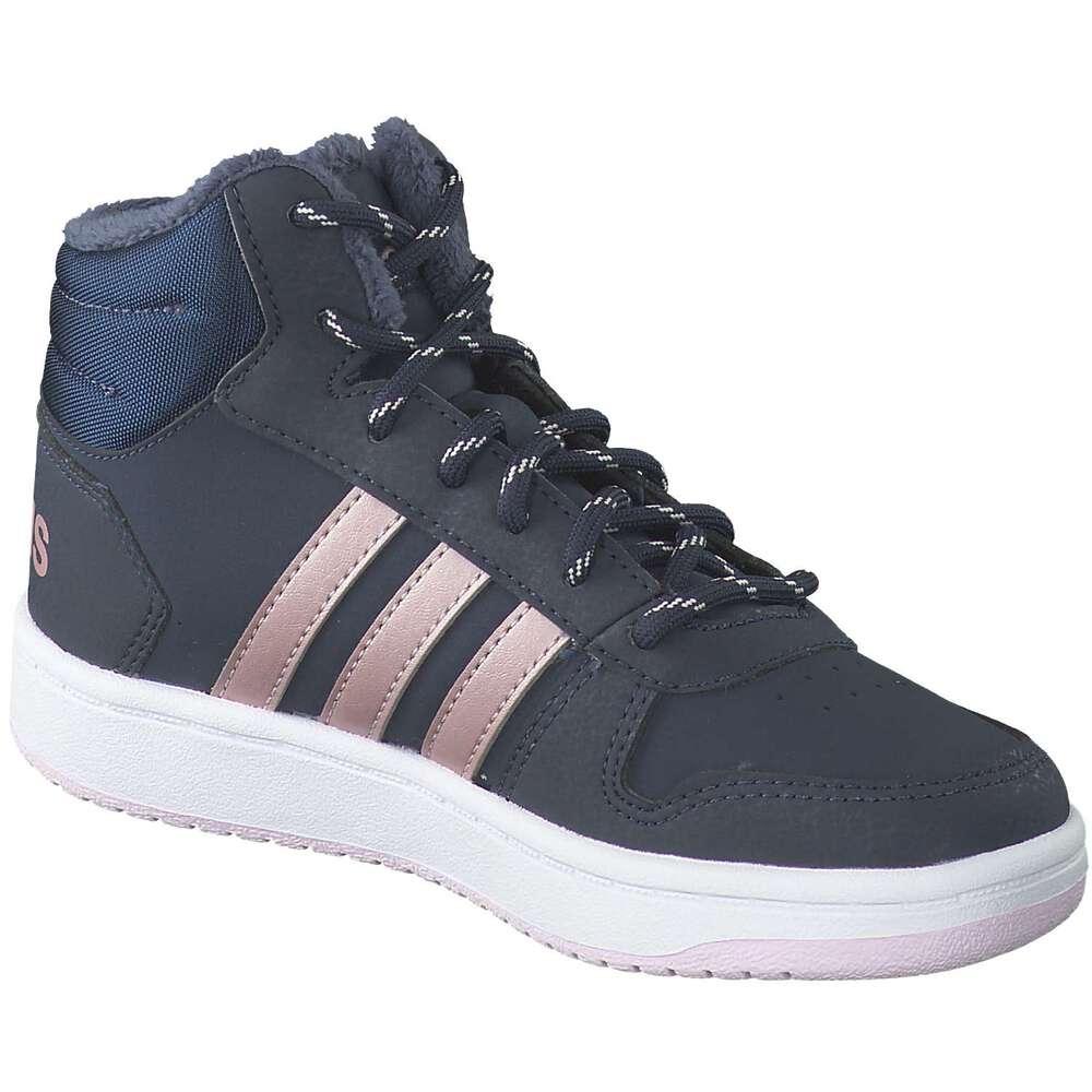 adidas Hoops Mid 2.0 K Sneaker blau |