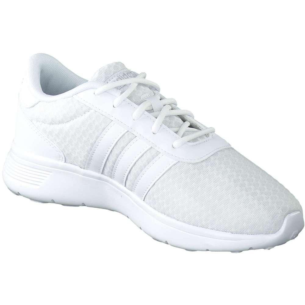 adidas lite racer w sneaker weiß