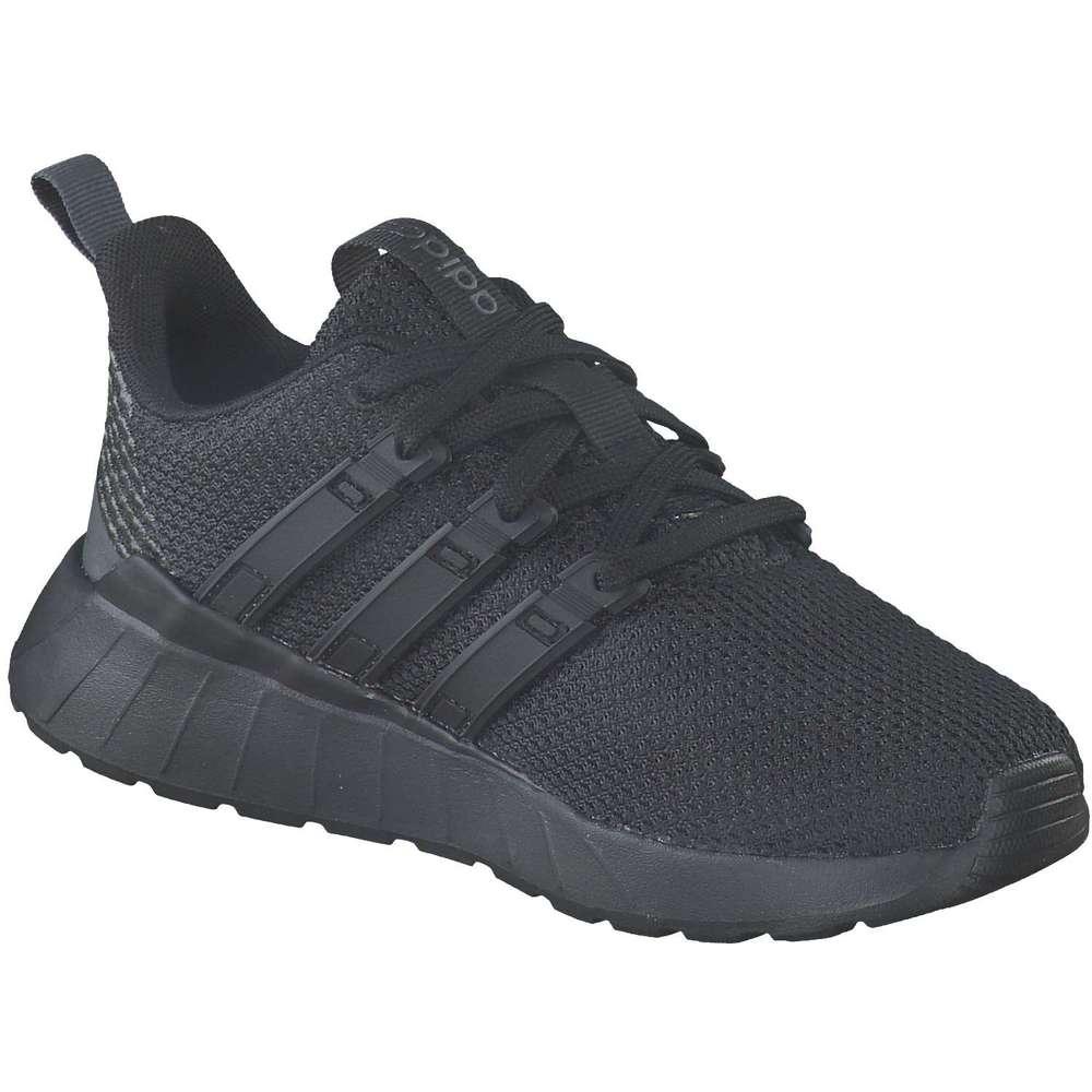 adidas Questar Flow K Sneaker schwarz  