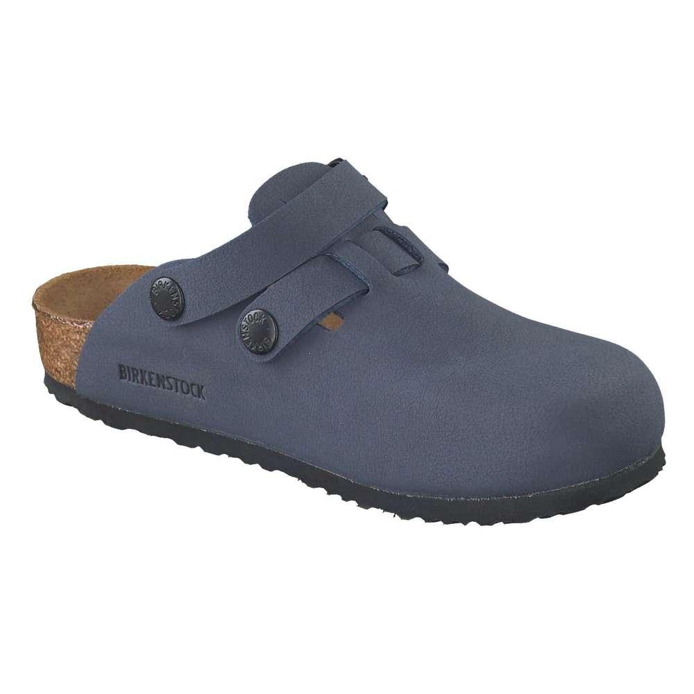 Birkenstock Kay Clog Pantolette blau |