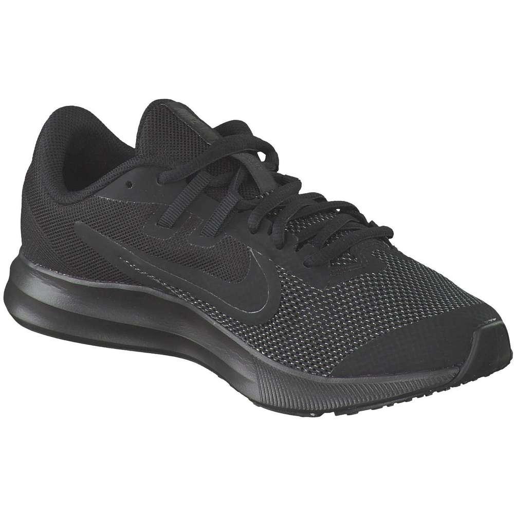 Nike Performance Downshifter 9 GS Running schwarz