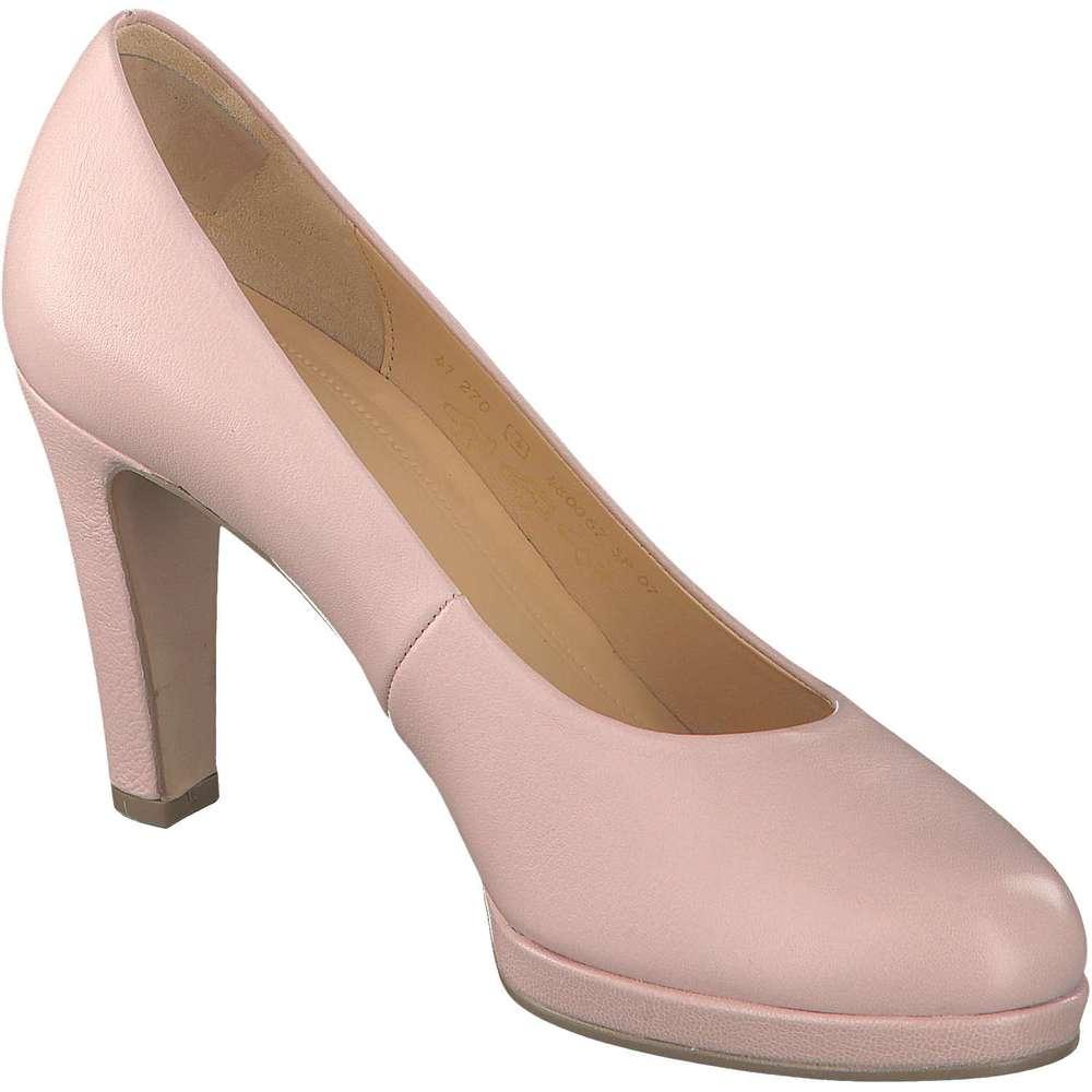 gabor plateau pumps f r damen in rosa. Black Bedroom Furniture Sets. Home Design Ideas