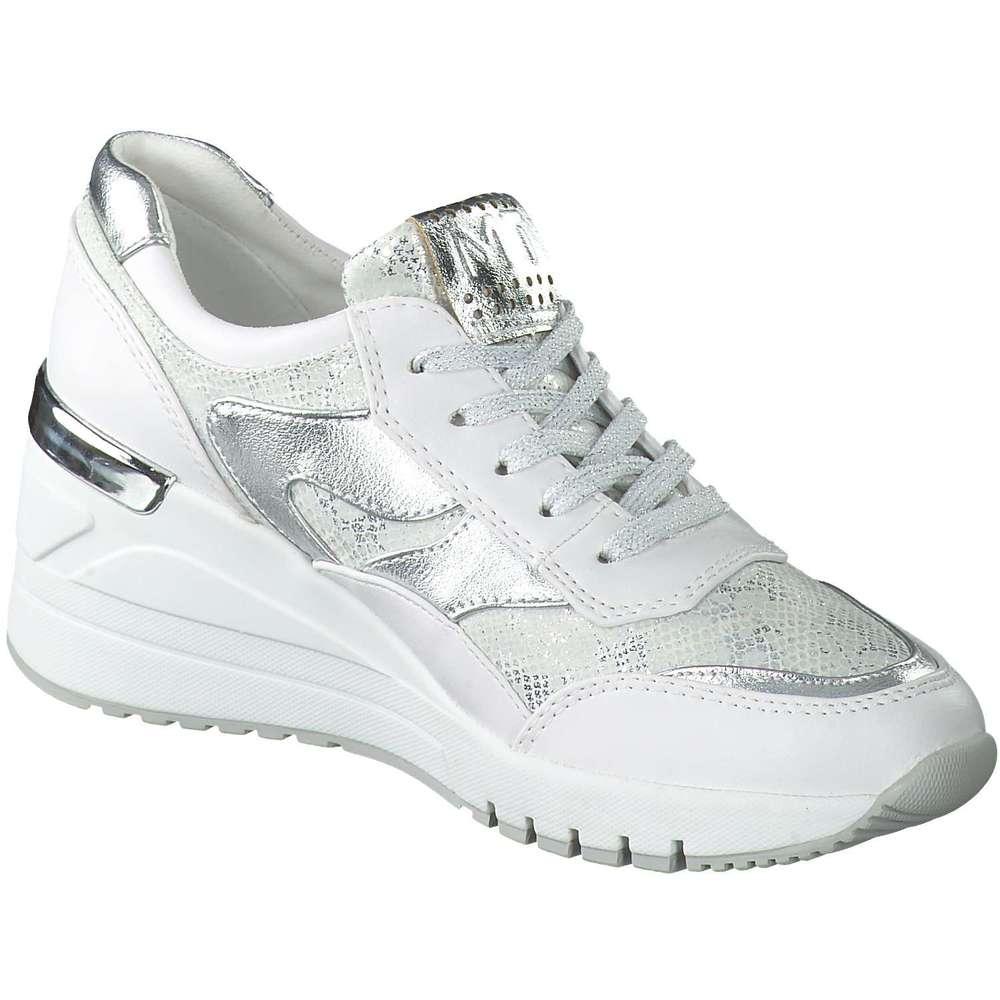Marco Tozzi Keil Sneaker grau ❤️ | xgxdy