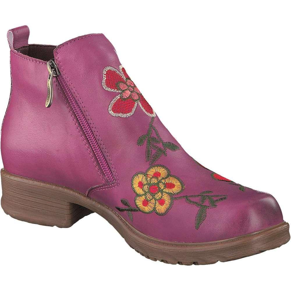 winter ankle boot laura vita damen pink. Black Bedroom Furniture Sets. Home Design Ideas