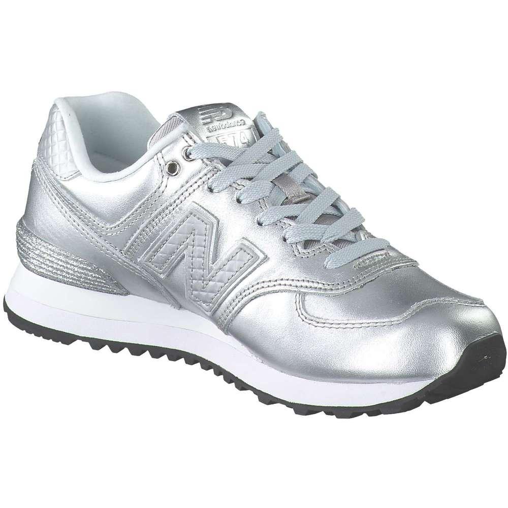New Balance - WL574 NRI Sneaker - silber | Schuhcenter.de