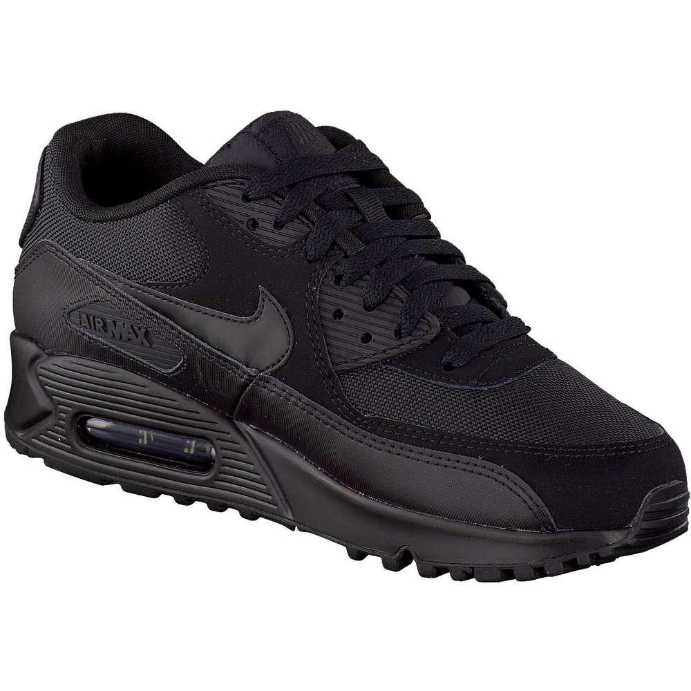 nike herren air max 90 essential sneaker in schwarz. Black Bedroom Furniture Sets. Home Design Ideas