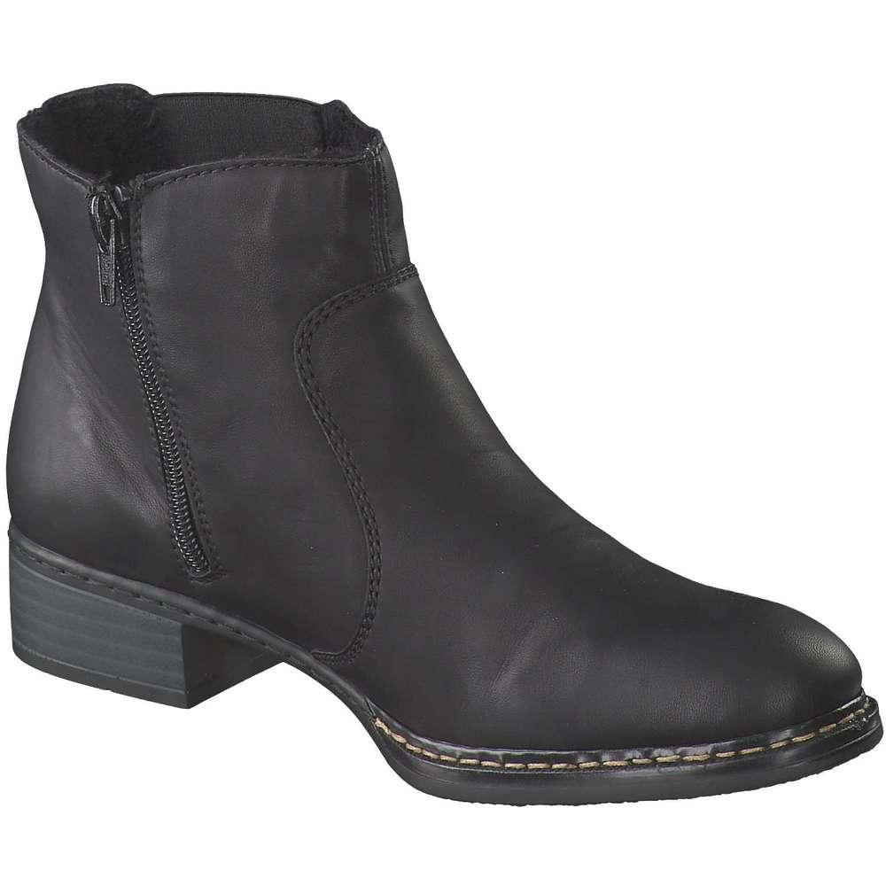 rieker damen chelsea boots in urban reduziert bei. Black Bedroom Furniture Sets. Home Design Ideas