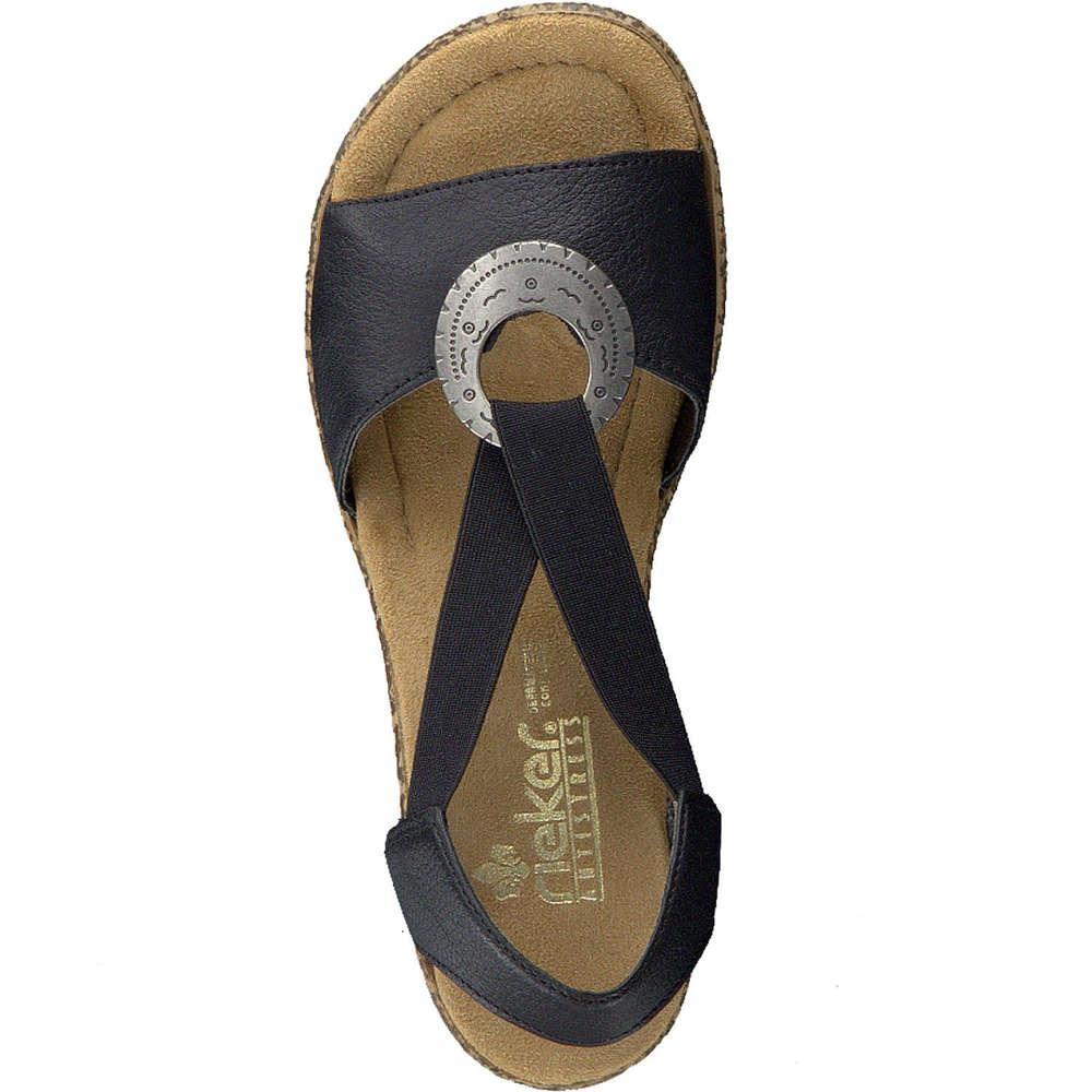 damen sandaletten schwarz damen sandaletten in schwarz 75446 3401 sandaletten damen schuhe g. Black Bedroom Furniture Sets. Home Design Ideas
