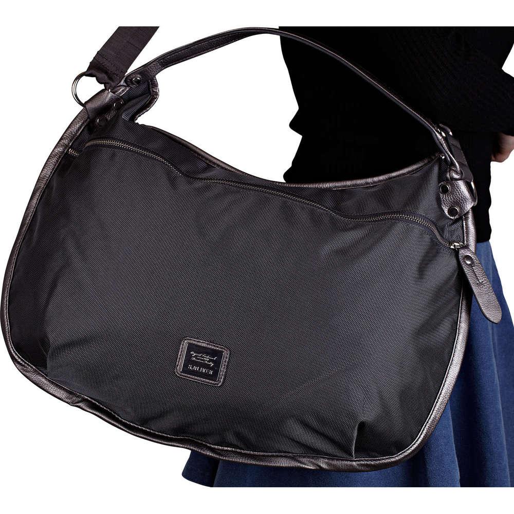 oliver tasche grau s oliver tasche grau 29 95 49 99 inkl gesetzl. Black Bedroom Furniture Sets. Home Design Ideas