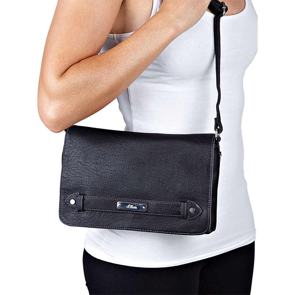 s oliver taschen neue kollektion s oliver handtasche. Black Bedroom Furniture Sets. Home Design Ideas
