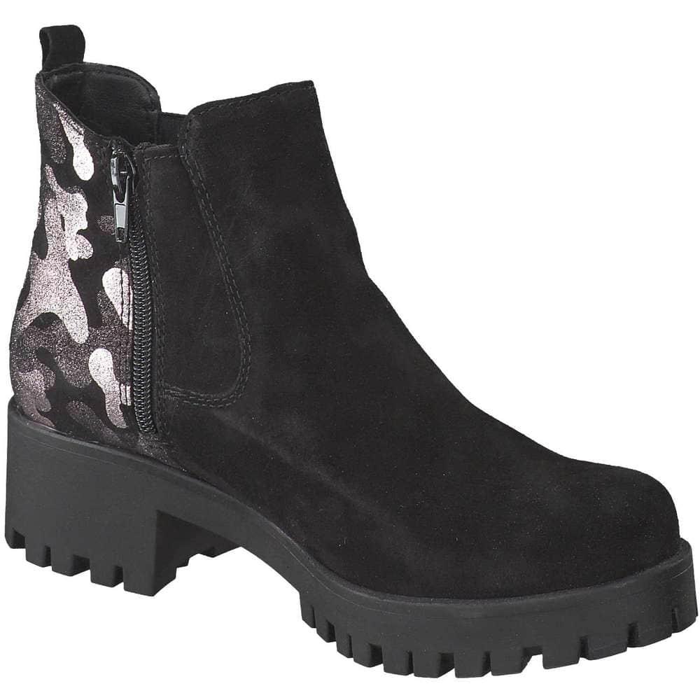 tamaris damen chelsea boots in urban reduziert bei. Black Bedroom Furniture Sets. Home Design Ideas