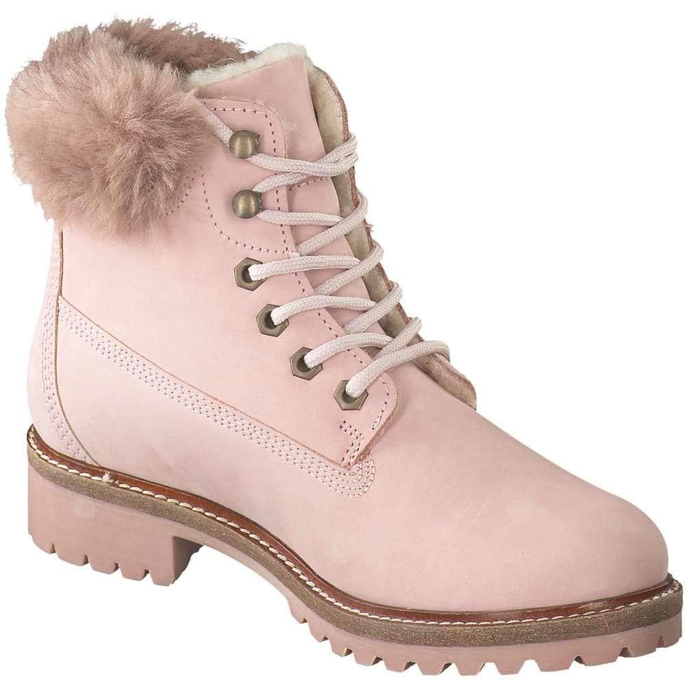 tamaris damen tex schn r boots in pastell reduziert bei. Black Bedroom Furniture Sets. Home Design Ideas