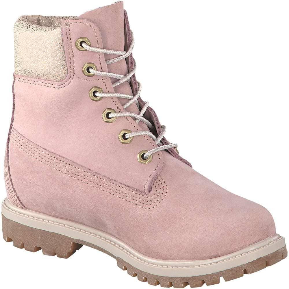 Timberland Boots Rosa Damen