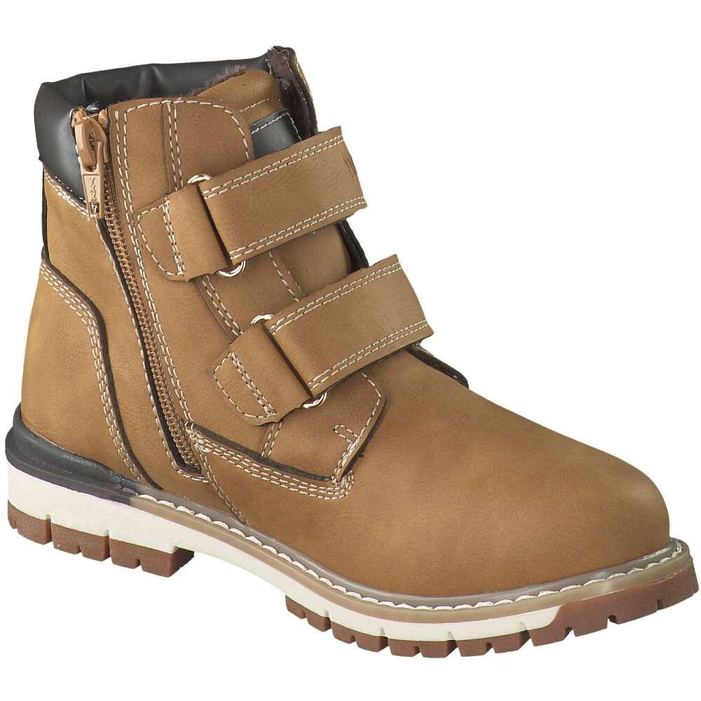 Tom Tailor Klett Boots gelb  
