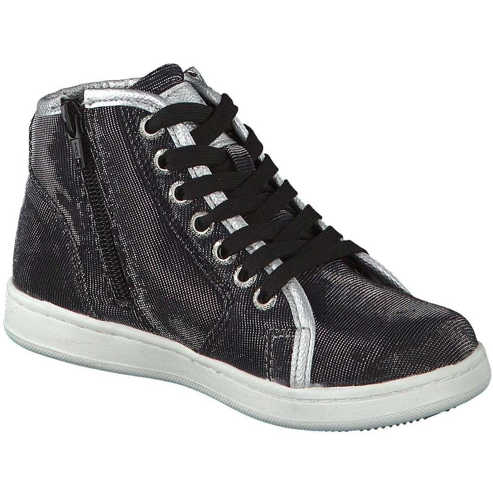 tom tailor m dchen sneaker high in schwarz reduziert bei. Black Bedroom Furniture Sets. Home Design Ideas