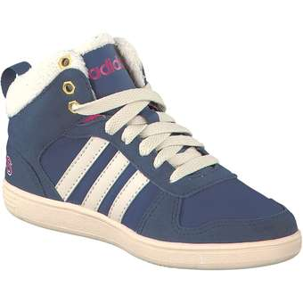 sneaker k kinder mid hoops adidas wtr bfgYy76v