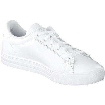 adidas Sneaker, weiß auf