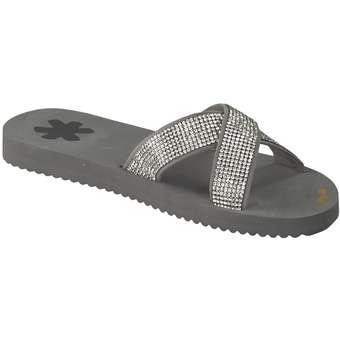 Flip Flop Cross Glam Pantolette