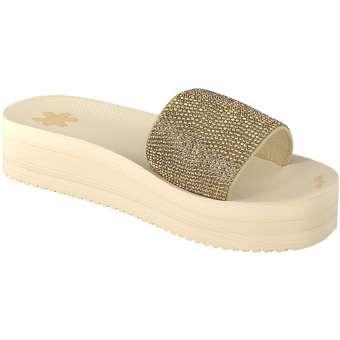 Flip Flop - Pantolette - gold