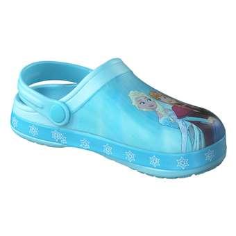 Frozen Crocs