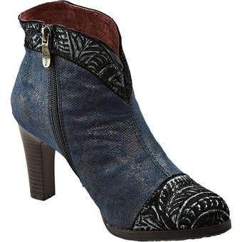 Laura Vita - Ankle Boots - blau