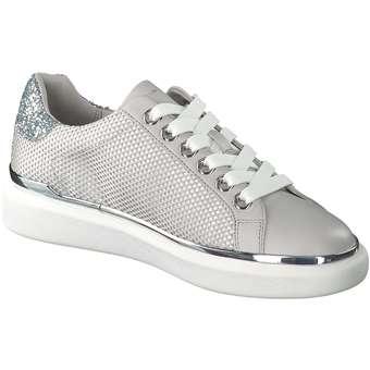 Michael Kors - Max Lace Up Sneaker - grau