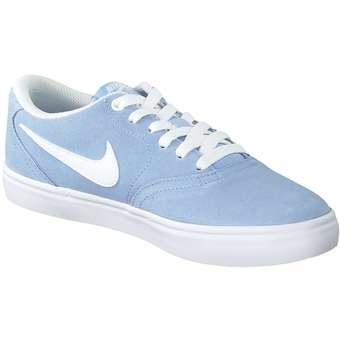 Nike SB - WMNS SB Check Solar Skater - blau
