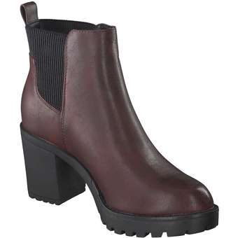Only - Stiefelette - rot