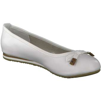 Puccetti - Ballerina - weiß