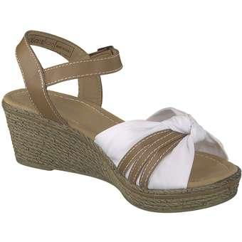 Puccetti - Sandale - weiß