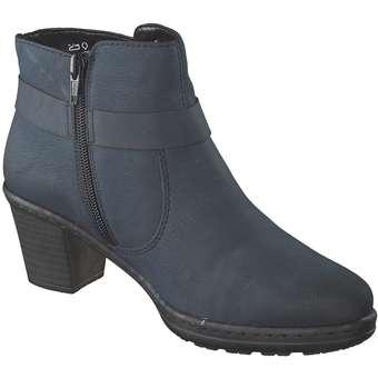 Rieker - Ankle Boots - blau
